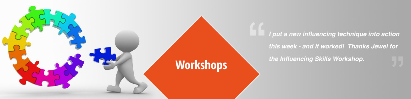 Jewel Training Workshops