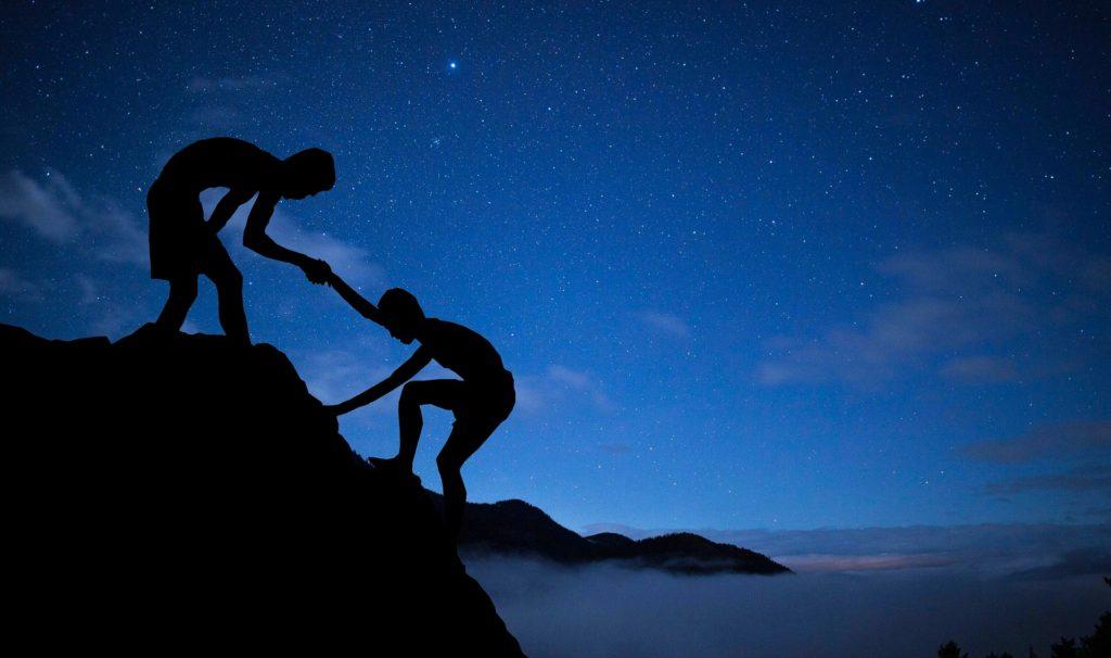 Sharing and Caring – Mentoring